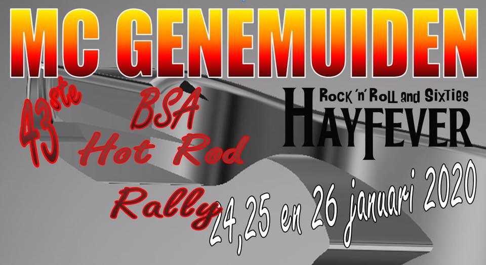 Hot Rod Rally 2020
